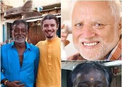 Enlace a ¡Encontraron al Harold indio!