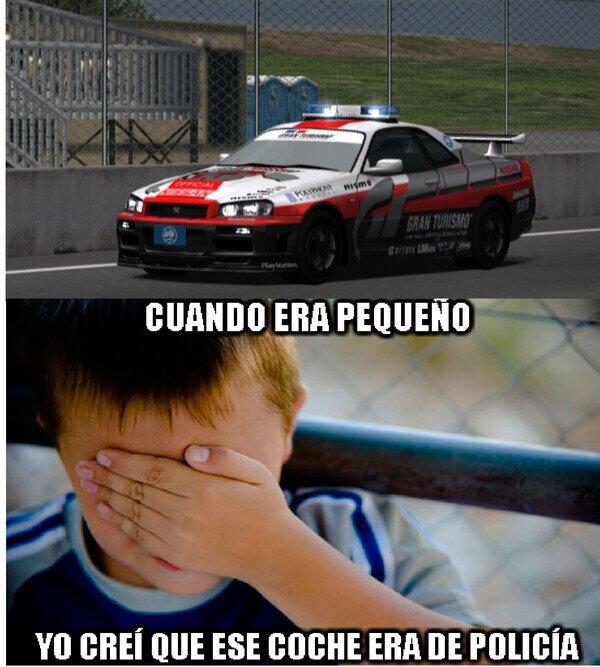 Confession_kid - Solo los verdaderos fans de Gran Turismo 4 entenderán