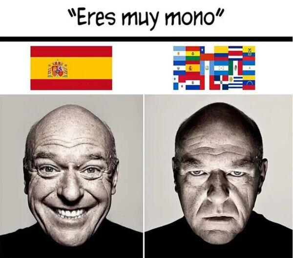 Meme_otros - Solo en España es algo bueno