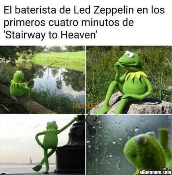 batería,Led Zeppelin,Stairway to Heaven