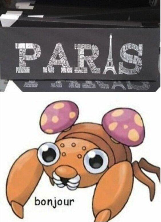Otros - ¿Paris o Paras?