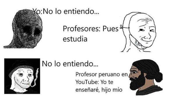 Meme_otros - ¡Gracias, youtuber desconocido!