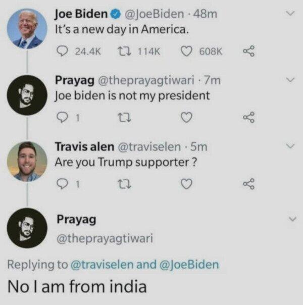 Meme_otros - Pues no, no era su presidente