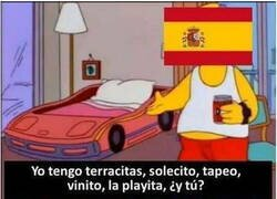 Enlace a Spain is different