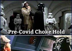 Enlace a Darth Vader y las fases de la pandemia