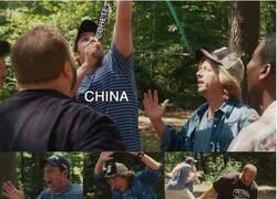 Enlace a China, la que has liao'