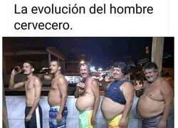 Enlace a La cerveza es evolución