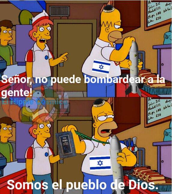 Otros - Israel en estos momentos