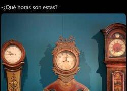Enlace a El reloj madre