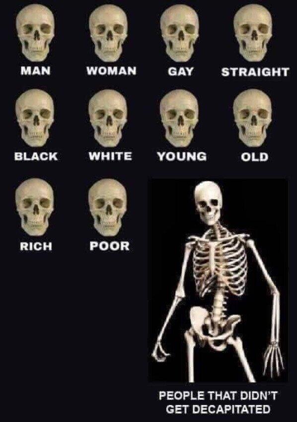 Meme_otros - Personas a las que no decapitaron