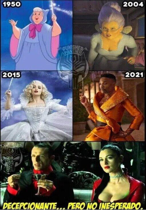 años,evolución,hada madrina,películas