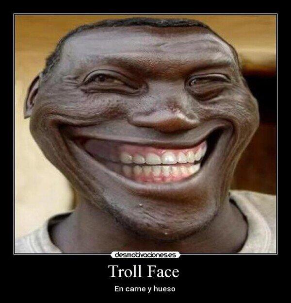 Meme_trollface - ¡Es él!
