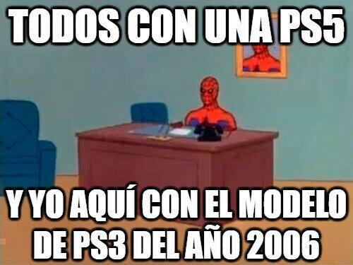 Spiderman60s - Cuando no tienes dinero