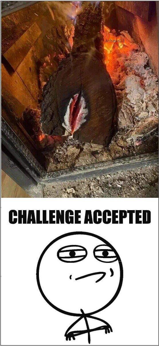 Challenge_accepted - ¿Me estás retando?