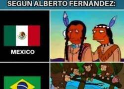 Enlace a La lógica de Alberto Fernández