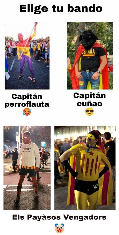 Meme_otros - Elige tu bando