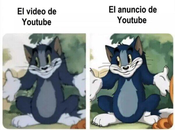 Otros - ¡Maldito Youtube!