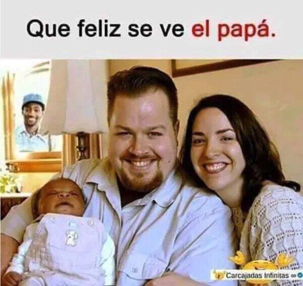 Meme_otros - Padre (no) hay más que uno