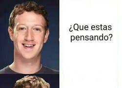 Enlace a Cuidado, Mark Zuckerberg nos vigila...