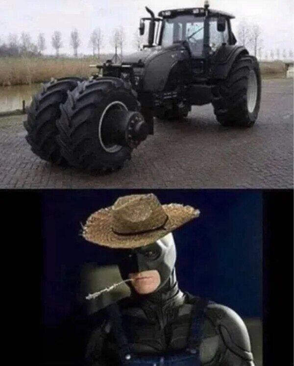 Meme_otros - El Bat Tractor