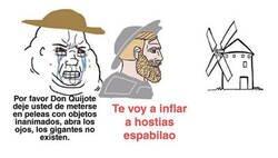 Enlace a Un buen resumen del Quijote