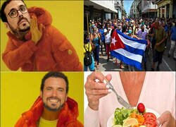 Enlace a Cuba Libre de carne...