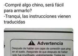 Enlace a Instrucciones traducidas