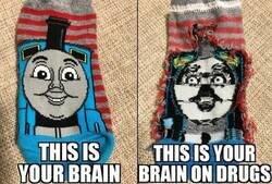 Enlace a No toméis drogas