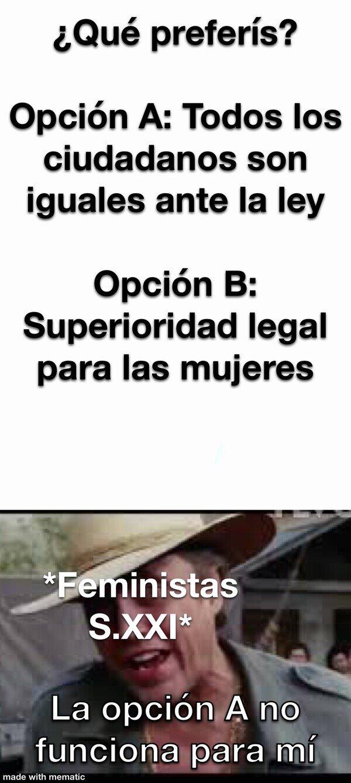 Meme_otros - La opción A