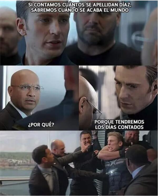 Meme_otros - Hay que contar a los Díaz