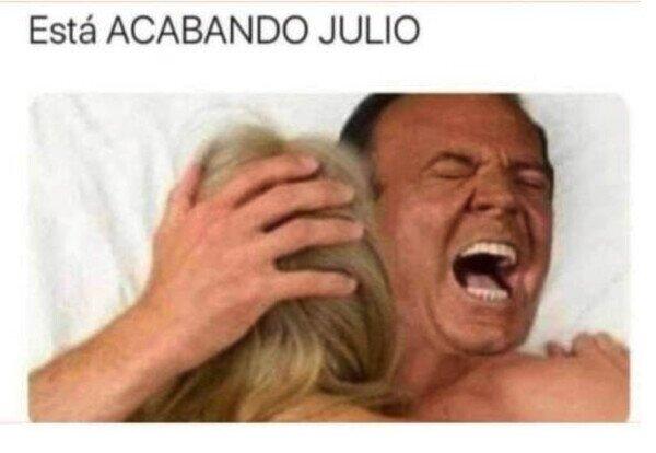 Meme_otros - Julio toca su fin