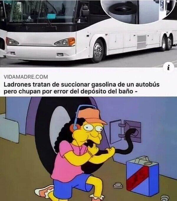 Meme_otros - Todo lo ocurrido en el mundo, pasó antes en Los Simpson