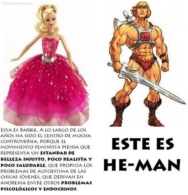 Otros - Él es He-Man