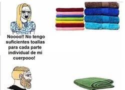 Enlace a Una toalla para todo
