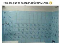 Enlace a El baño de un químico