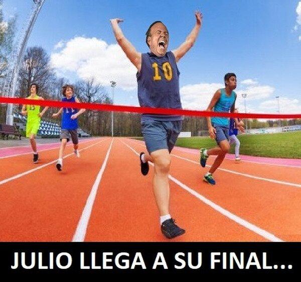 Meme_otros - Julio llega a su final...
