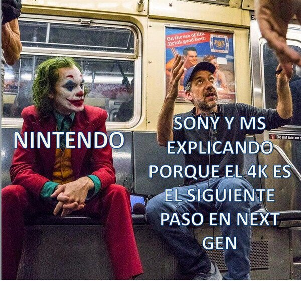 Joker - Así son las cosas