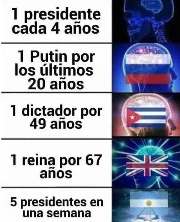 Otros - Argentina se supera