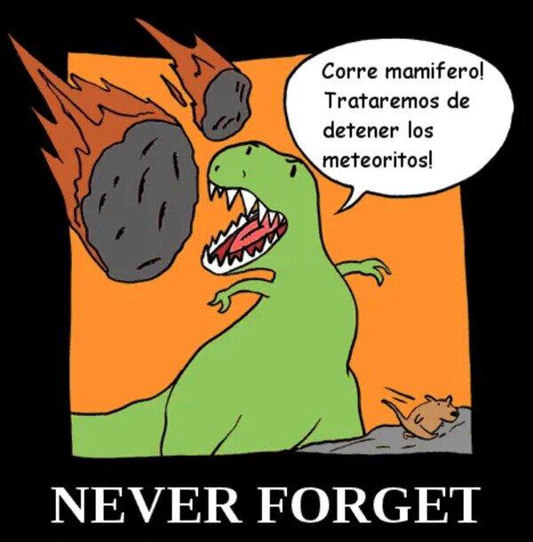 Meme_otros - Siempre serán recordados