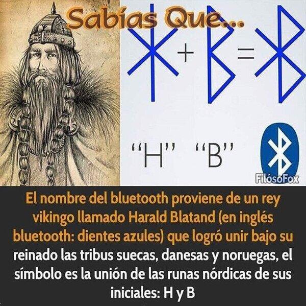 Meme_otros - El origen del Bluetooth