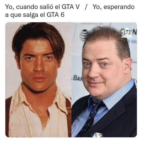 actor,esperar,GTA VI,tiempo