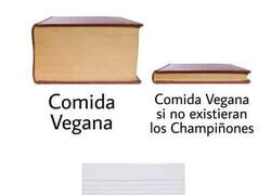 Enlace a Comida vegana
