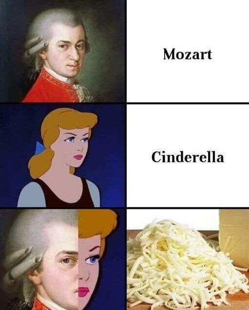 Allthethings - Mozzarella