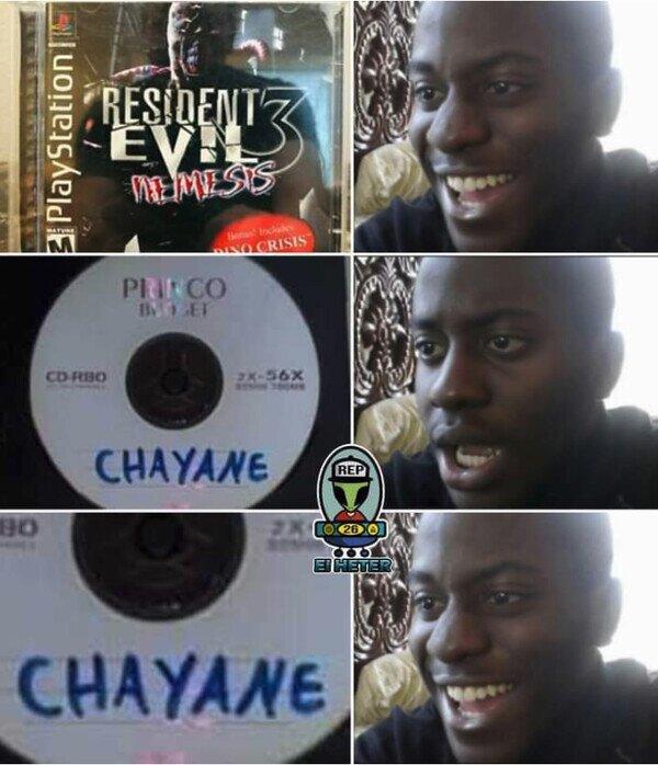 Meme_otros - Al menos es de Chayane