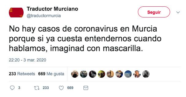 1673 - En Murcia están salvados, por @traductormurcia
