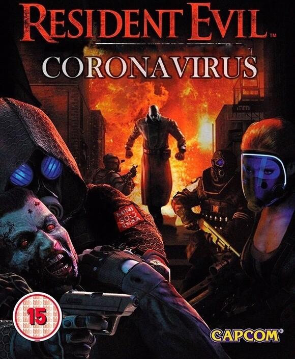 2566 - El nuevo Resident Evil transcurre en Wuhan