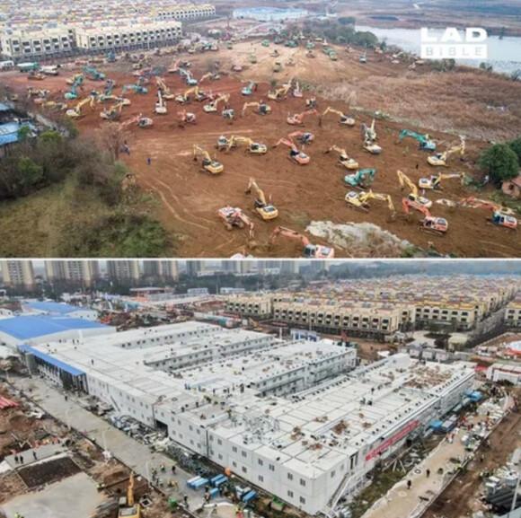 2725 - ¿Cuánto tardaría en ser construido en tu país?