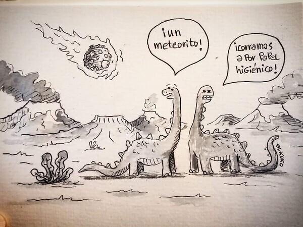4831 - Dinosaurios ante una situación de emergencia