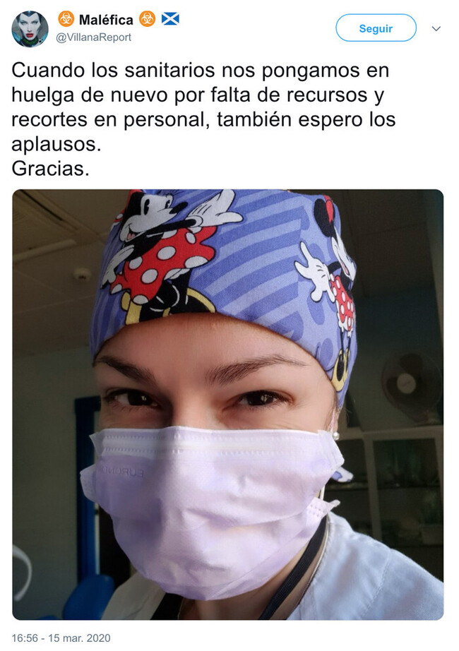 5096 - Varolad a los SANITARIOS, por @VillanaReport