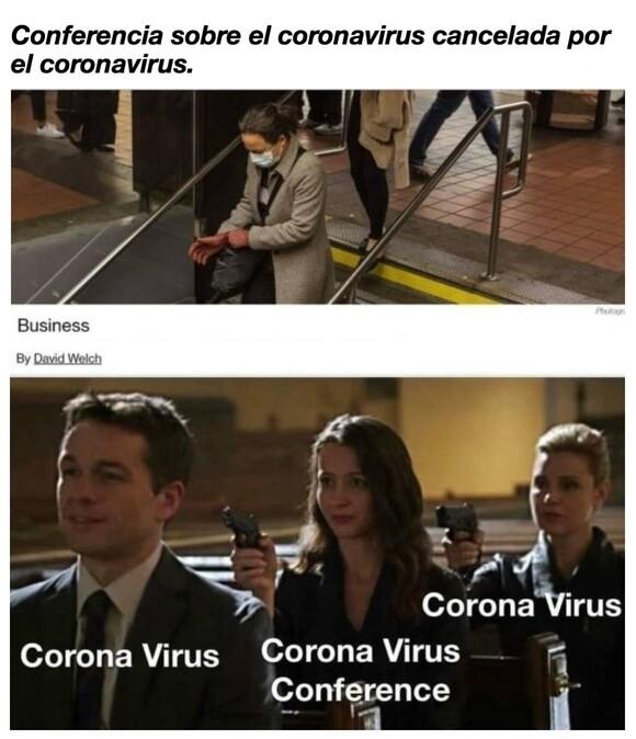 5504 - El coronavirus se defiende